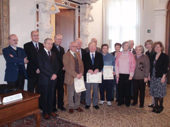 Foto Ufficiale della Premiazione