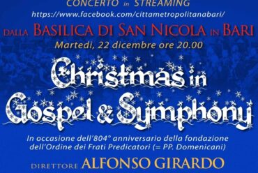 FEDERUNI omaggiata nel concerto: Christmas in Gospel & Symphony